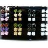 Boucles d'oreilles - Clous - Multicolor - Plaque de 60