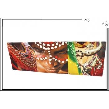 Tableau - Thème africain