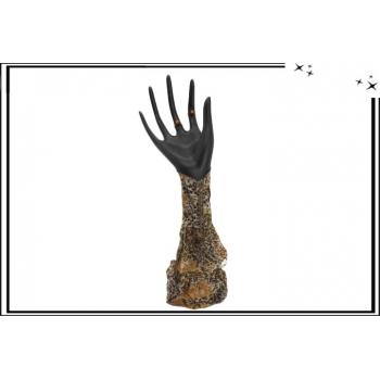 Porte bijoux - Main africaine