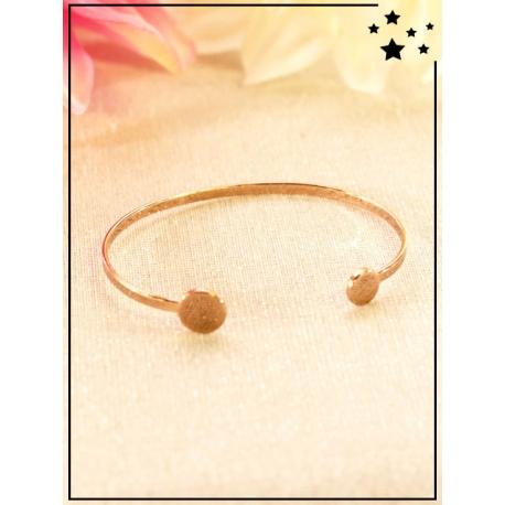 Bracelet fin - Cuivré